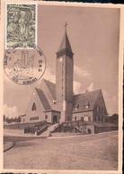 Grand Manil ( Gembloux ) Eglise Ste Thérèse De L'Enfant Jésus Architecte : Marres - Gembloux