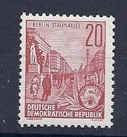 180031094  ALEMANIA  DDR..  YVERT  Nº   191  **/MNH - [6] República Democrática