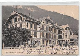 Zweisimmen Hotel Krone -  Diligence  Sorgfalt - BE Bern