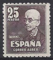 España 1015 ** Falla. 1947. MNH - 1931-50 Nuevos & Fijasellos