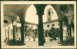 CARTOLINA - CV1184 MERATE (Lecco LC) Convento Di Sabbioncello, FP,  Viaggiata 1952, Ottime Condizioni - Lecco