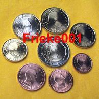 Luxemburg - Luxembourg - 1 Cent Tot 2 Euro Unc 2004. - Luxemburg