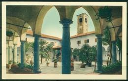 CARTOLINA - CV1186 MERATE (Lecco LC) Interno Del Collegio A. Manzoni, FP,  Viaggiata 1956, Ottime Condizioni - Lecco