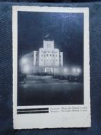 SKOPLJE MACEDONIA - NARODNA BANKA U NOCI - TRAVELLED 1937 - Macedonia