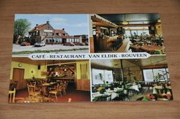 7524-  CAFE RESTAURANT VAN ELDRIK, ROUVEEN - Netherlands