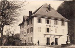 D73  LA ROCHETTE  L'Hôtel De Ville La Gendarmerie - Montmelian