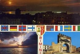 Rimini - Formato Grande Viaggiata – E 10 - Rimini