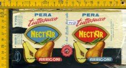 Etichetta Alimentare Nectar Arrigoni - Etichette