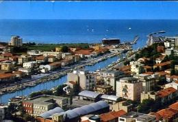 Rimini - Panorama Del Porto - 40552 - Formato Grande Viaggiata – E 10 - Rimini