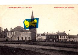 LOUVIGNIES-BAVAY - La Place - France