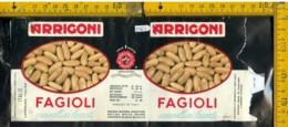 Etichetta Alimentare Fagioli Arrigoni - Etichette
