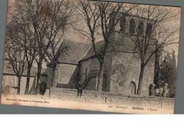 Cpa 24 Dordogne Bersac L'eglise Déstockage à Saisir - France