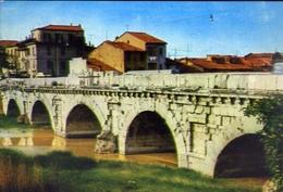 Rimini - Ponte Di Tiberio - Formato Grande Non Viaggiata – E 10 - Rimini