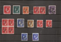 Indes Néérlandaises - Occupation Japonaise ( Lot De Timbres Divers X -MH , XXX-MNh- Et Oblitérés à Voir) - Nederlands-Indië