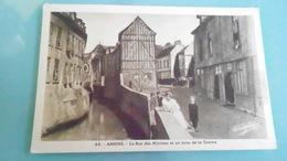 80CARTE DEAMIENSN° DE CASIER B7 47 - Amiens