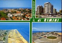 Souvenir Di Rimini - 23 - Formato Grande Viaggiata Mancante Di Affrancatura – E 10 - Rimini