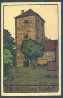 68 MULHAUSEN ELSASS Nesseltor Mulhouse - Mulhouse
