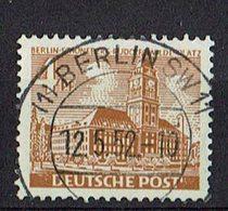 Berlin 1949 // Mi. 43 O - Gebraucht