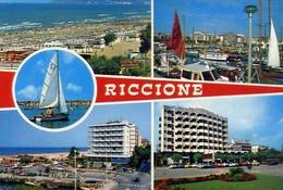 Riccione - 144 - Formato Grande Viaggiata – E 10 - Rimini