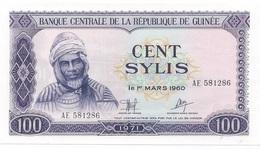 100 SYLIS 1971 - Guinée