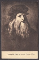 PD234/ Léonard DE VINCI, *Autoportrait*, Florence, Galerie Des Offices - Schilderijen