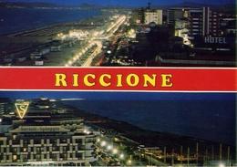 Riccione - Formato Grande Viaggiata – E 10 - Rimini