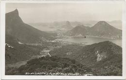 W707 Rio De Janeiro - Pao De Assucar Visto Da Chineza / Non Viaggiata - Rio De Janeiro
