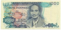 1.000 ROUPIES 1980 - Indonésie