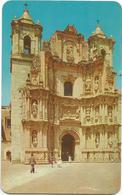 W713 Mexico - Oaxaca - Basilica De La Soledad - Fachada Principal / Non Viaggiata - Messico