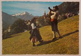 COSTUMI ITALIANI - FOLKLORE VALLE VIGEZZO - Verbano-Cusio-Ossola - Costumes Vg - Costumi