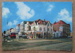 (K51) - St-Idesbald - Strandlaan - Avenue De La Plage + Magasin De Jouet Madeleine - Auto - De Panne