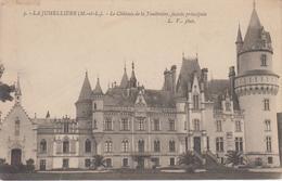 CPA La Jumellière - Le Château De La Faultrière, Façade Principale - France