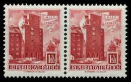 ÖSTERREICH 1965 Nr 1178b-WP Postfrisch WAAGR PAAR S5A65DE - 1945-.... 2ème République