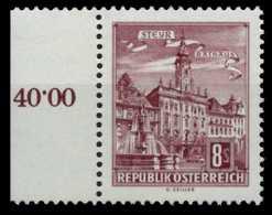 ÖSTERREICH 1965 Nr 1194y Postfrisch ORA X7F7B56 - 1945-.... 2ème République