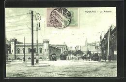 AK Rosario, La Aduana - Argentina