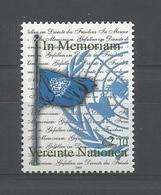 United Nations V. 2003 In Memoriam Y.T. 409 ** - Wien - Internationales Zentrum