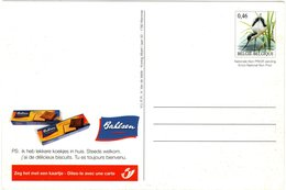 BELGIUM,    Card,    Bird    /    BELGIQUE,    Carte,   Oiseau - Vögel