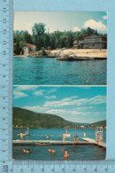 Mont Tremblant  Quebec - Camp Hagshama - CIRCULÉE En 1984  - Timbre 32¢ Canada - Other