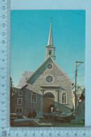 Quebec - Eglise Notre-Dame Des Victoire, Vieille Auto - CIRCULÉE En 1976  - Timbre 10¢ Canada - Québec - La Cité