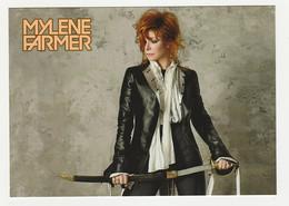 MYLENE FARMER Carte Postale N° ATHQ 321 - Artistas