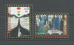 United Nations V. 2004 Road Safety Y.T. 429/430 ** - Wien - Internationales Zentrum