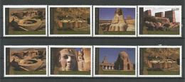 United Nations V. 2005 World Heritage Egypt Y.T. 454/461 ** - Wien - Internationales Zentrum