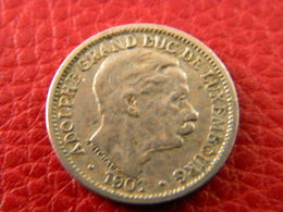 10 CENTIMES 1901. - Luxembourg