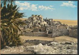 °°° 13114 - LIBIA LIBYA - GADAMES GHADAMES FORT °°° - Libia