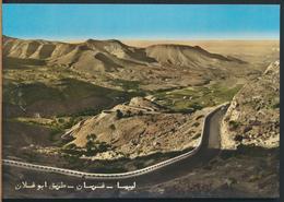 °°° 13115 - LIBIA LIBYA - GARIAN - BUGHEILA ROAD °°° - Libia