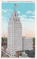 North Carolina Winston Salem R J Reynolds Tobacco Company Building Curteich - Winston Salem