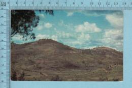 Rwanda Afrique - Le Pays Aux Mille Collines, Photo Boni - CIRCULÉE En 1967  - Timbre 4¢ Canada - Rwanda