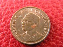 1 BUTUT 1971. - Gambie