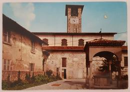 CALENDE (Varese) - Cortile Interno Dell'abbazia Di San Donato - Sesto Calende  Vg L2 - Varese
