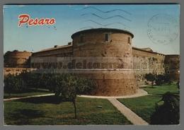 V8642 PESARO ROCCA COSTANZA VG SB (m) - Pesaro